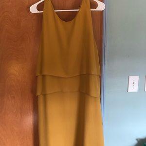 Fun yellow dress